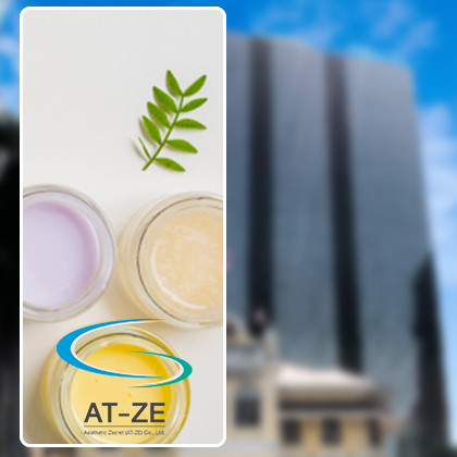 โรงงาน At-Z ผลิตครีม